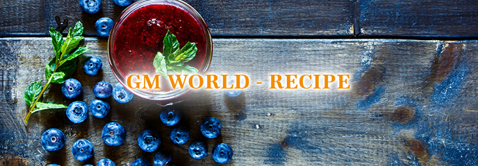 GM WORLD - RECIPE